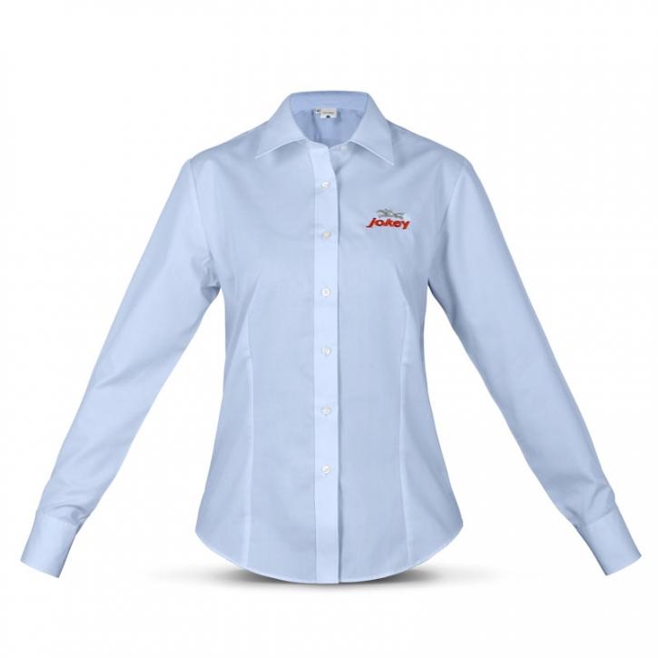 OLYMP-Bluse Tendenz langarm