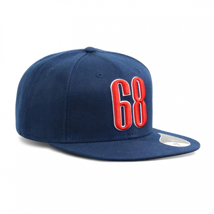 "Baseballcap Flat ""1968"""